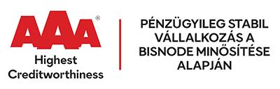 A Bus-Trans-Fair Kft. AAA minősítéssel rendelkező, pénzügyileg stabil vállalkozás a Bisnode értékelése alapján.