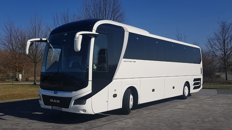 49+2 fős MAN Lion's Coach
